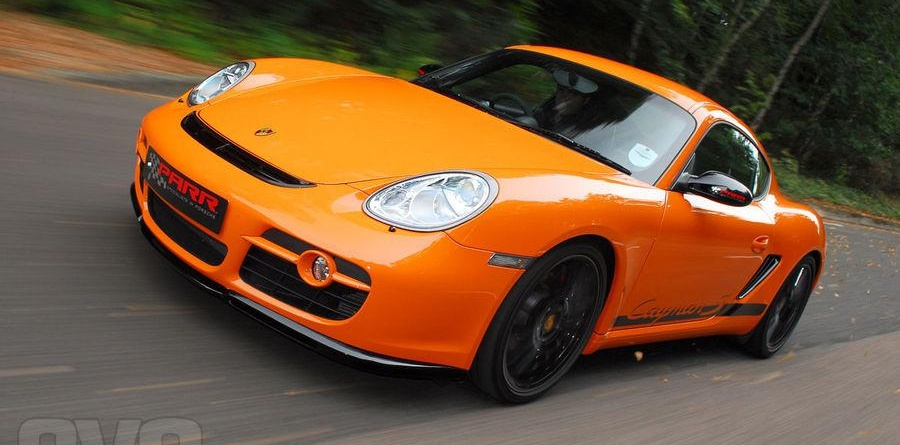 Britain-UK-Cayman-turbo-TPC-racing-orange