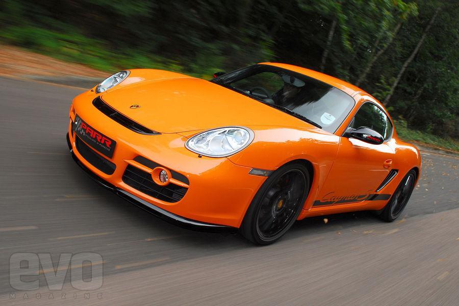 Britain-UK-Cayman-turbo-TPC-racing-orange