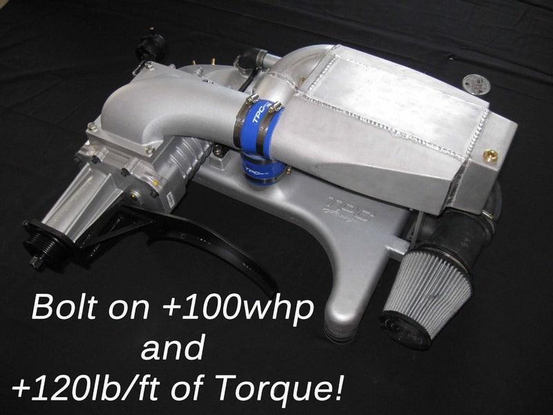 964/993 Supercharger Kit