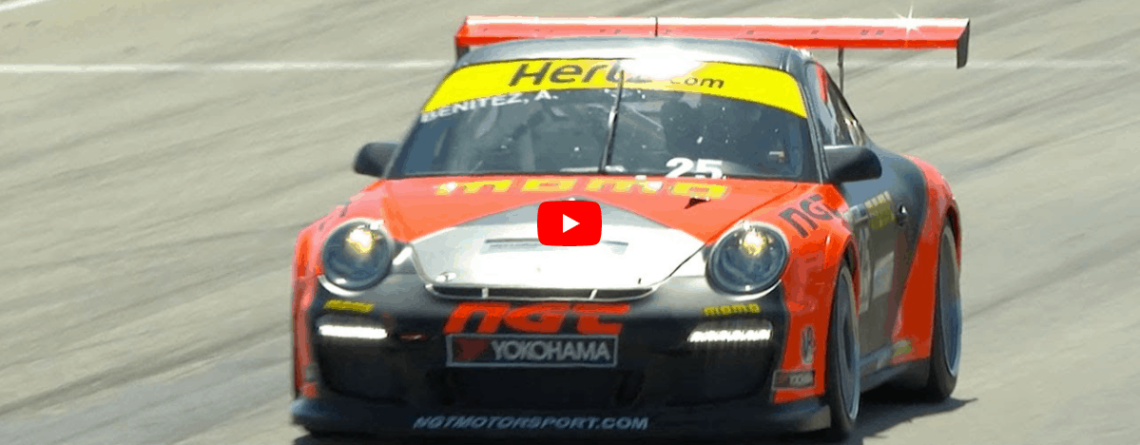 Porsche GT3 Cup Car in IMSA Porsche GT3 Cup Challenge at Sebring International Raceway (thumbnail)