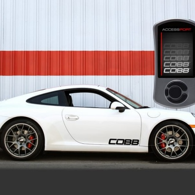 991 Carrera S/GTS with Cobb Accessport