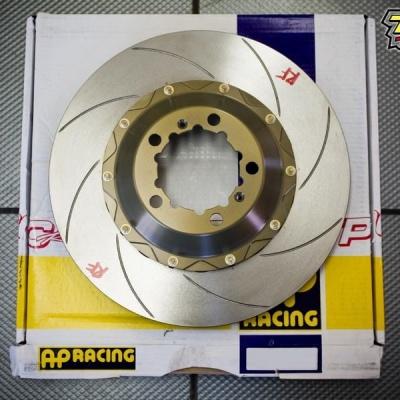PCCB to Steel Brake Conversion