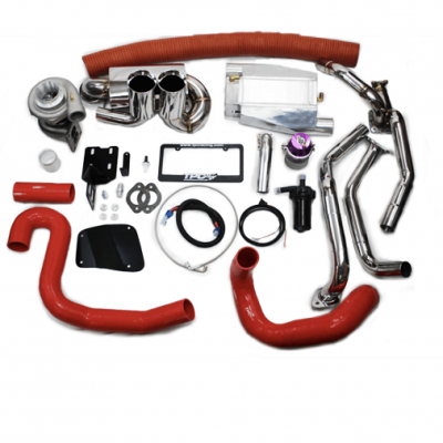 987.2 Cayman Boxster Turbo Kits
