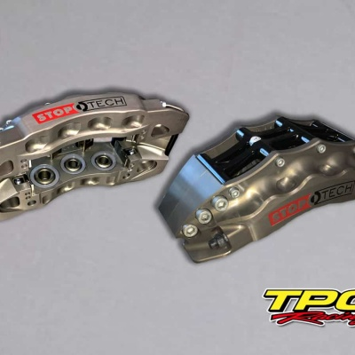 Stoptech 997 GT3/Cup World Challenge Spec Trophy Brake Kit