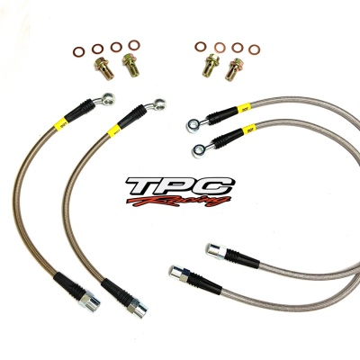 TPC Racing Brake Hose Kit