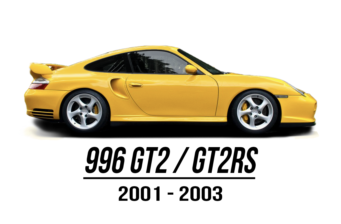 996 GT2RS Button