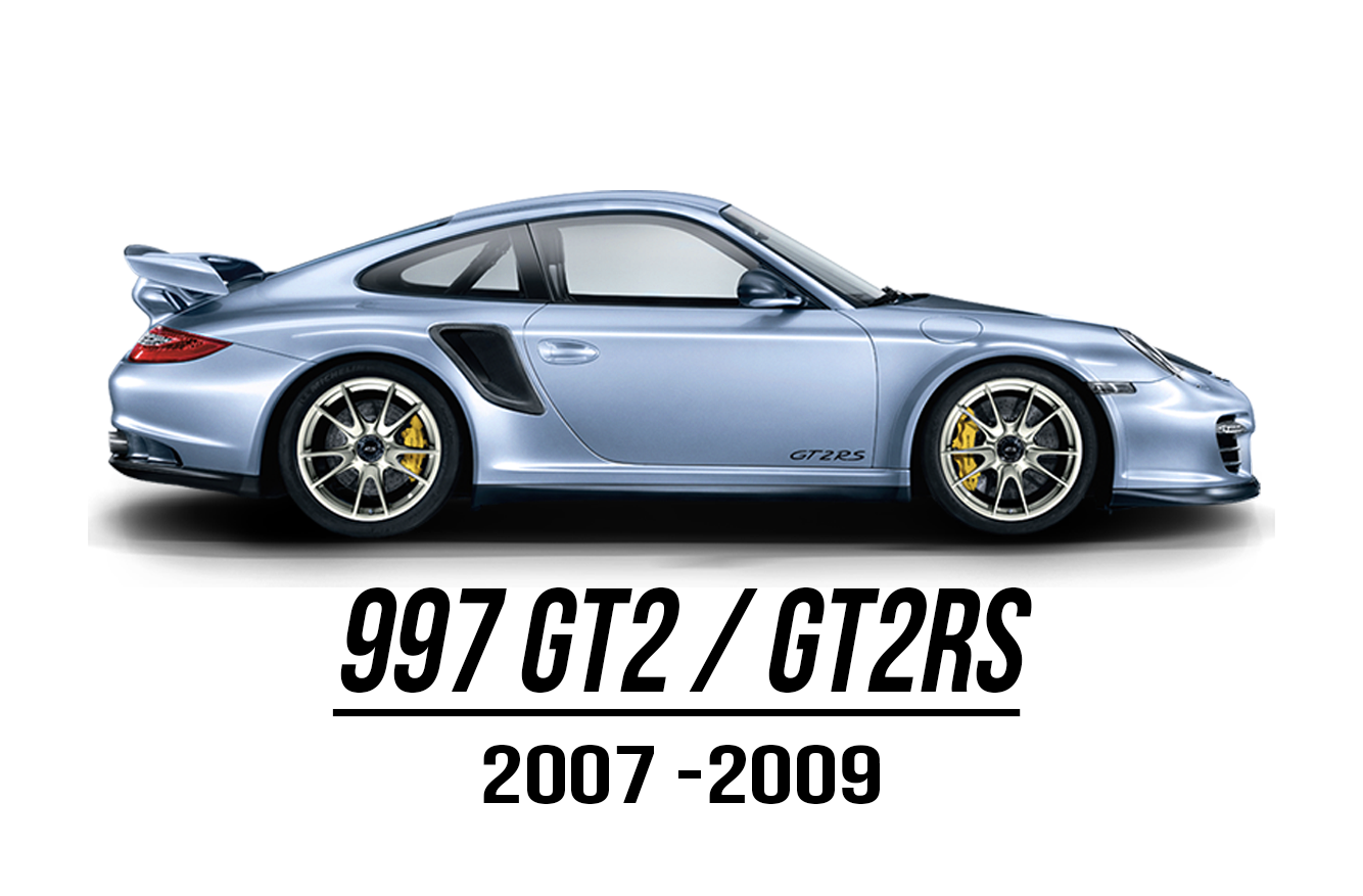 997 GT2RS Button