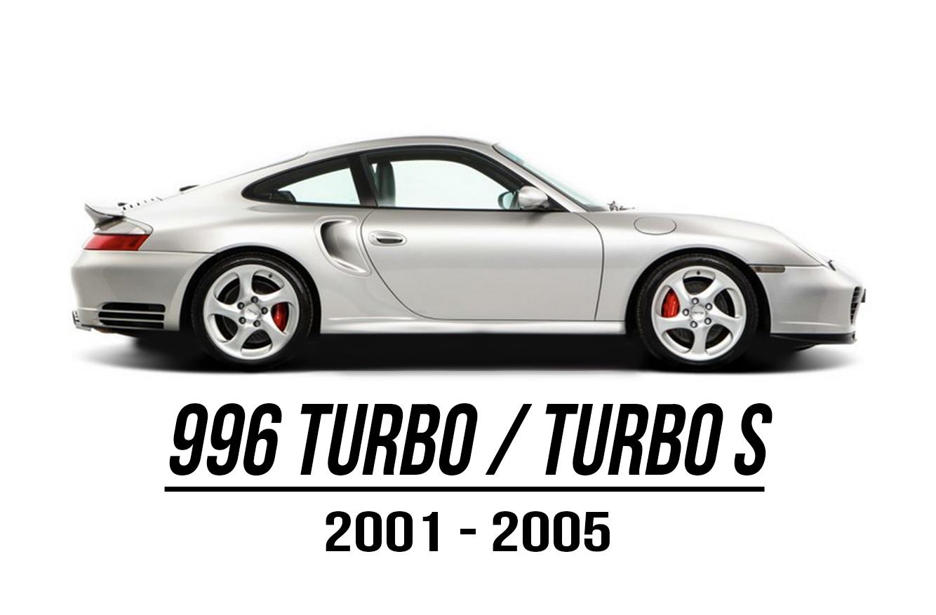 996 Turbo S Button