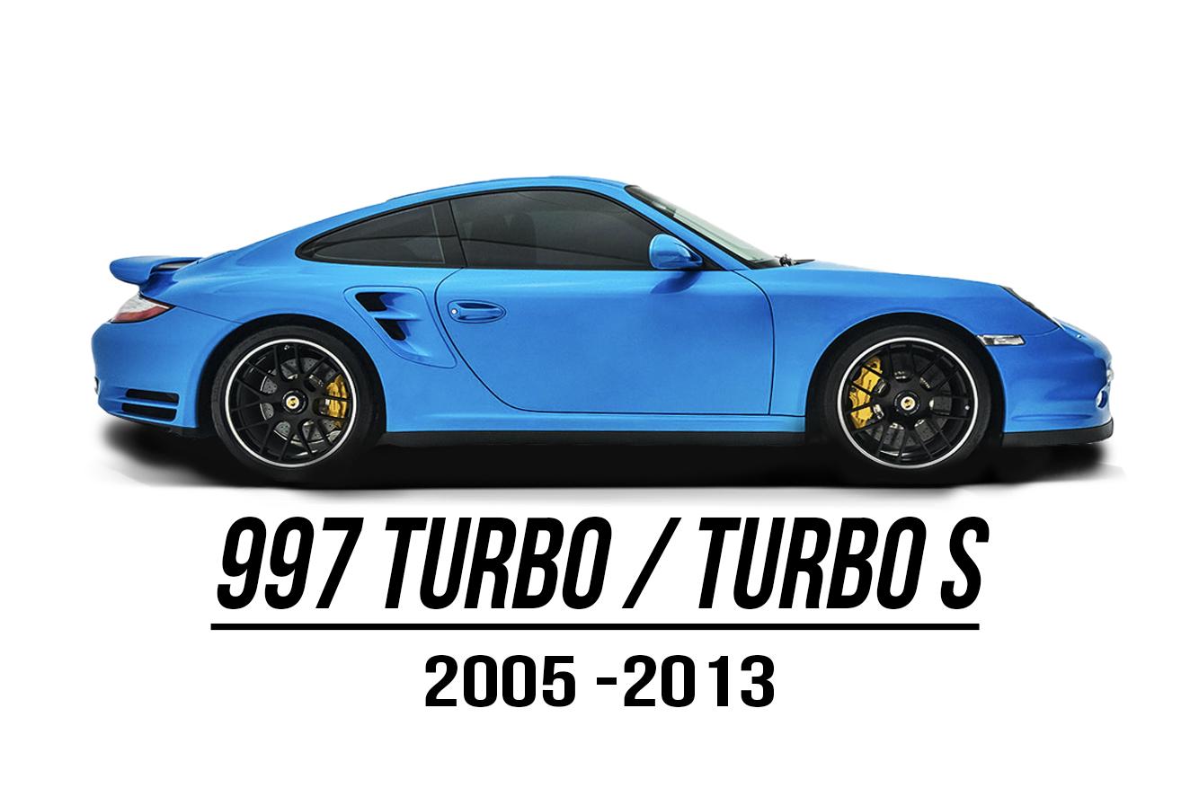 997 Turbo S Button