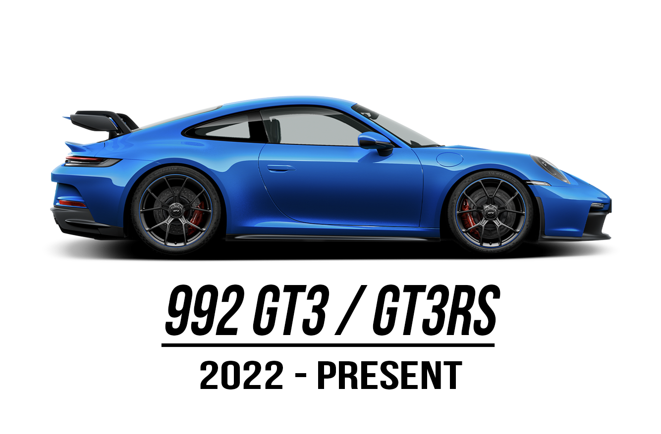 992 GT3RS Button